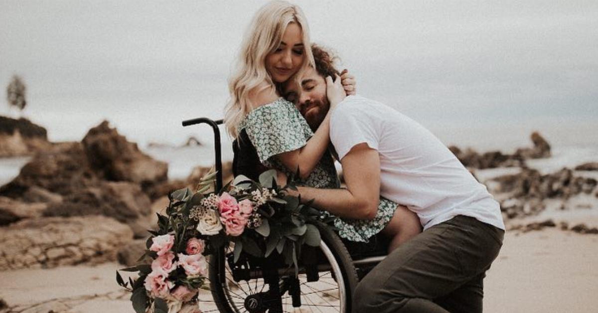 Frau verliebt sich in den Mann, den sie nie daten wollte.