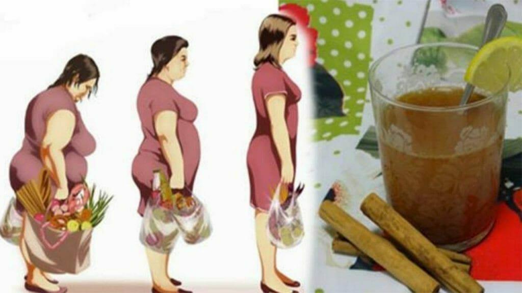 Abspecken mit diesem leckeren Zimt-Drink: Nach 2 Wochen seht ihr Erfolge