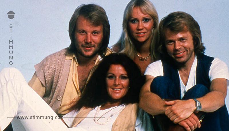ABBA ist zurück: Nach 35 Jahren melden sie sich mit brandneuer Musik