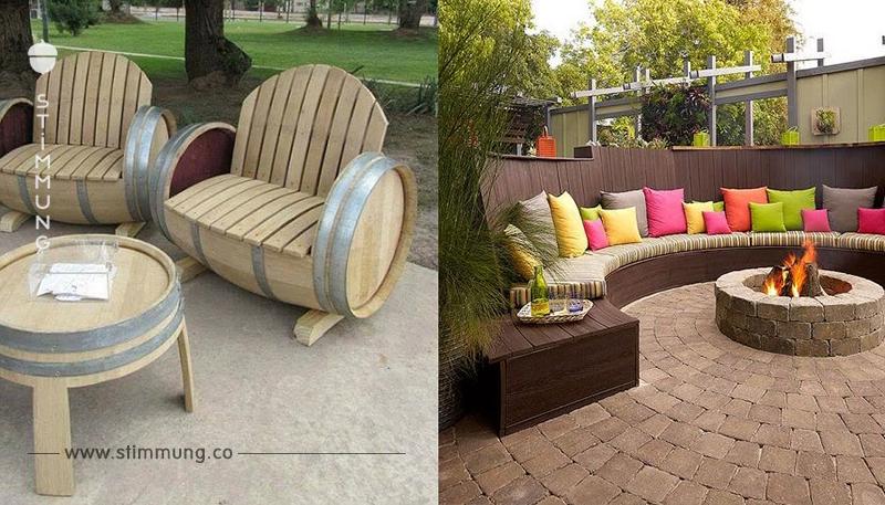 8 geniale und günstige DIY-Ideen, die Sie diesen Sommer für Ihren Garten bauen können