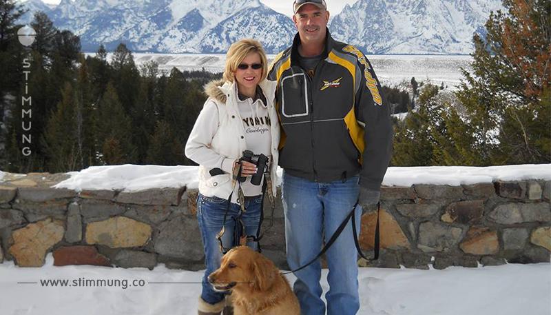 Ihr Mann starb an Krebs. Als dann 8 Monat später an der Tür geklingelt wird, bekommt sie den Schock ihres Lebens!