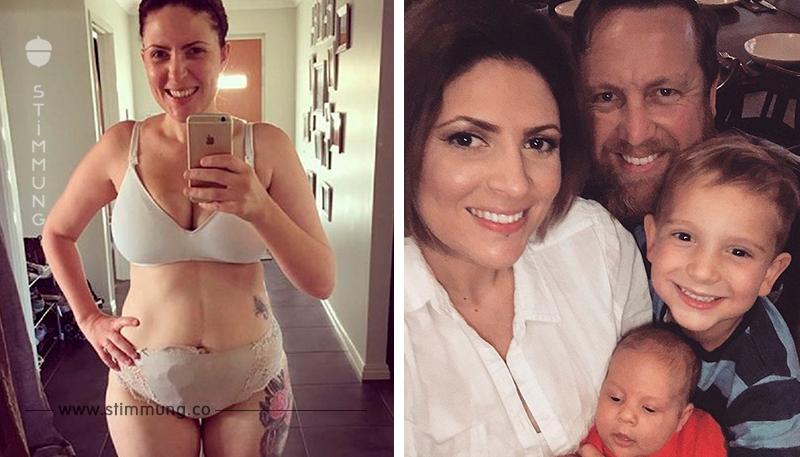 Diese junge Mutter zeigt stolz, wofür sich viele schämen – und macht damit Mut