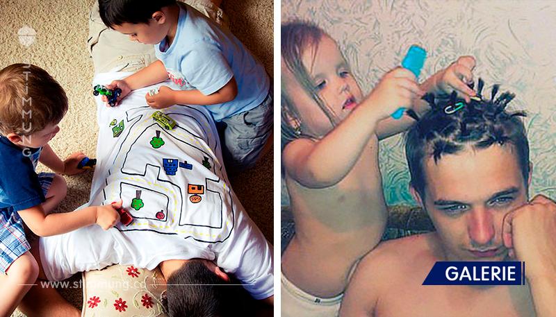 10+ der kraftvollsten Momente der Vaterschaft