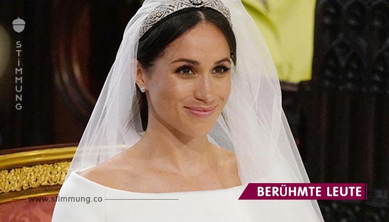 Die Hochzeit von Prinz Harry und Megan sprengte das Netz. Und hat dir das Kleid der Braut gefallen?