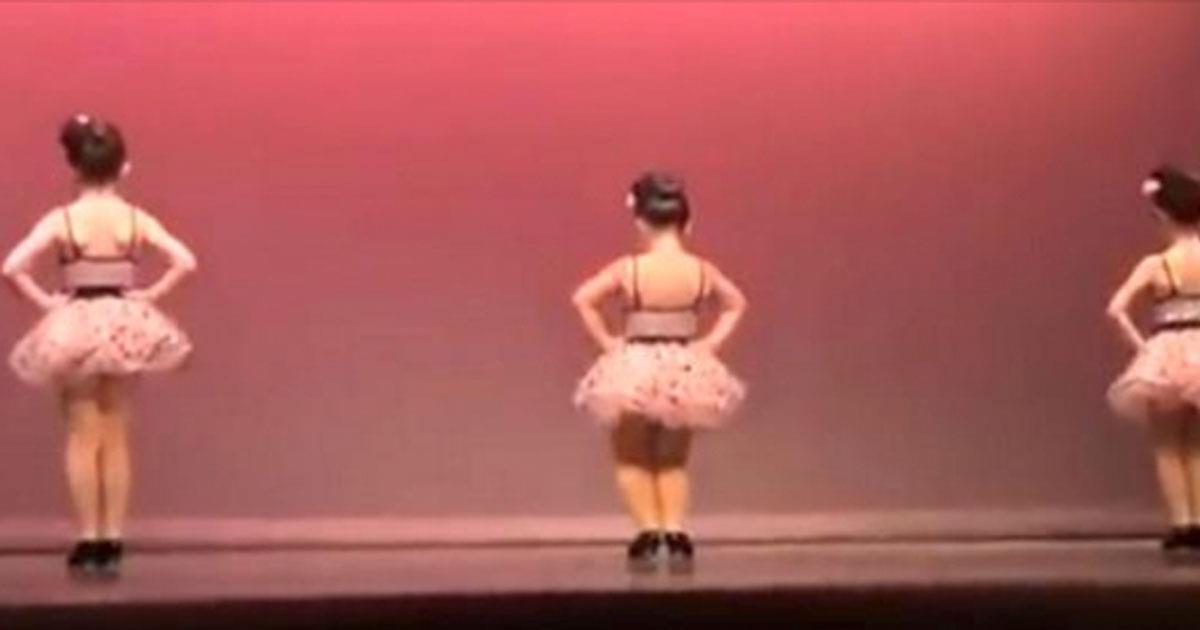 Eine junge Tänzerin und ihre erstaunliche Leistung mit Aretha Franklins Lied!