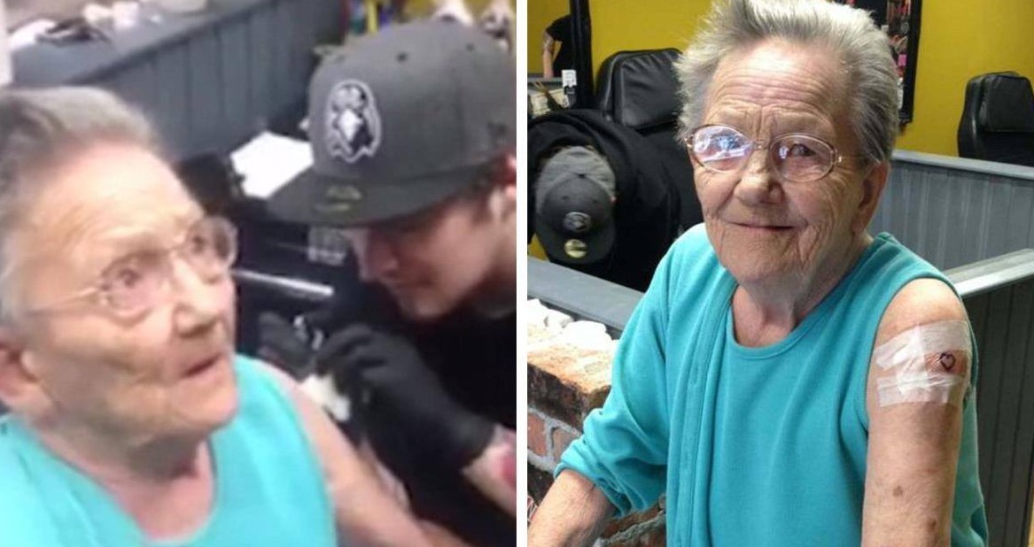 Die verlorene 79 jährige Frau wurde an einem völlig unerwarteten Ort gefunden!