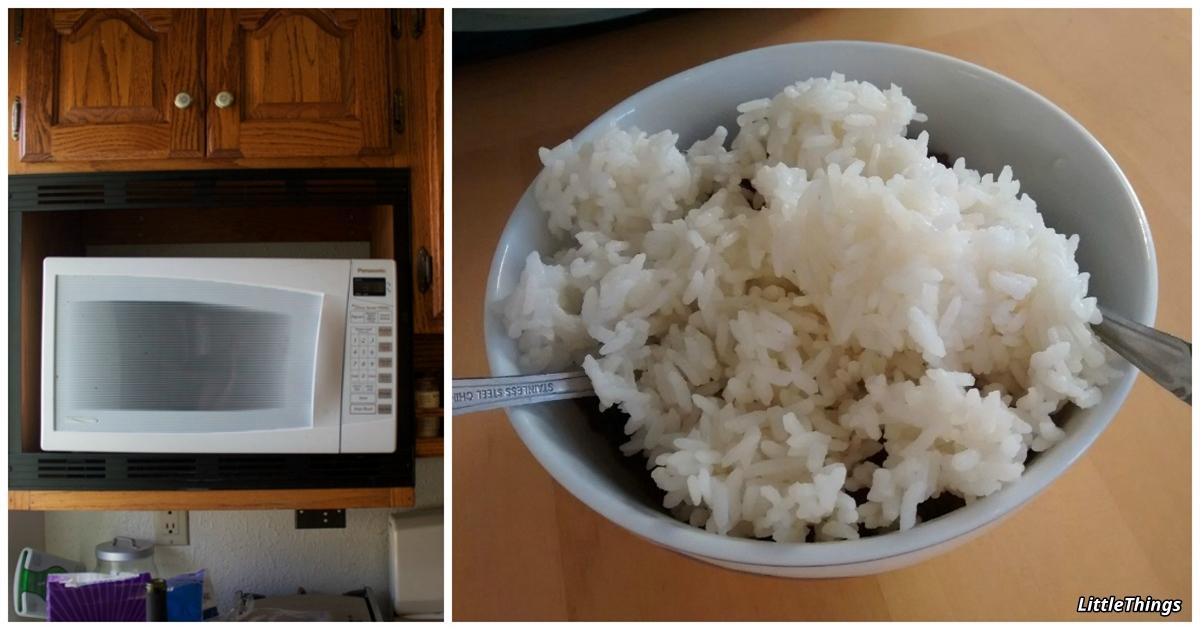 99% erhitzen den Reis falsch und können daher ihre Gesundheit schaden!