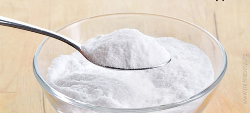 Gegen Temperatur - Soda! Überraschend einfach und ohne gesundheitliche Schäden