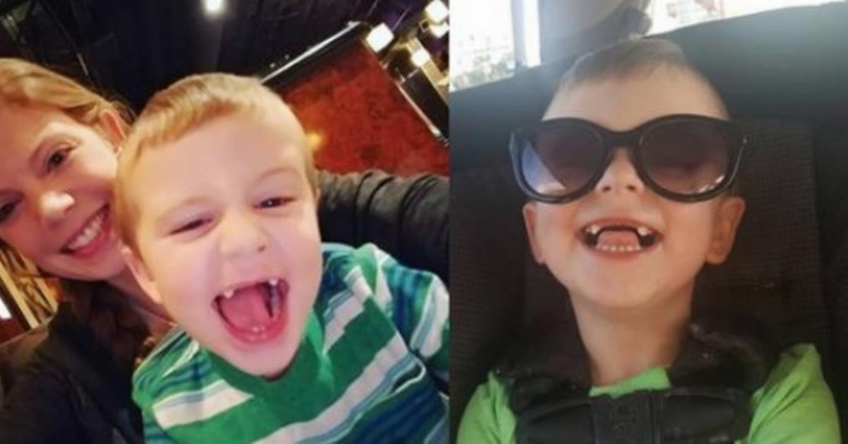 Warnung: Mutter vergisst 3-jähriges Kind im heißen Auto.