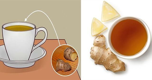 Hier sind 8 Vorteile für den regelmäßigen Gebrauch von Ingwertee mit Honig!