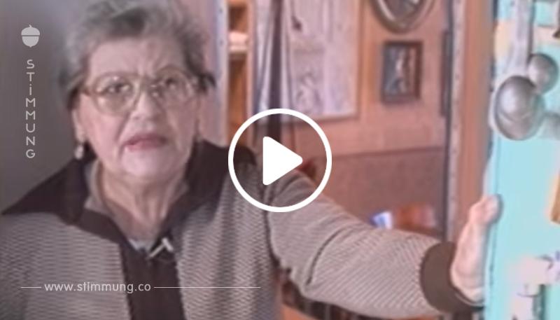 Ihre Nachbarn hatten es leid, sie nackt putzen zu sehen. Aber als sie mit 101 starb, war ihr Haus etwas Unvorstellbares.