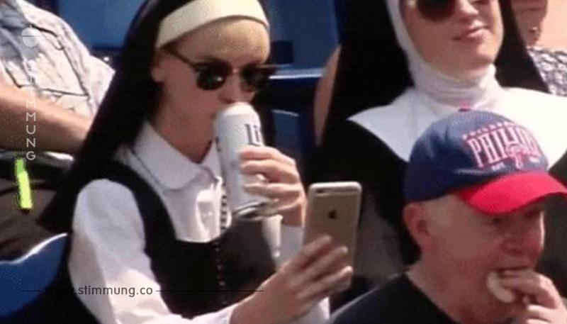 Witz des Tages: Nonnen wollen im Spätkauf Bier kaufen.