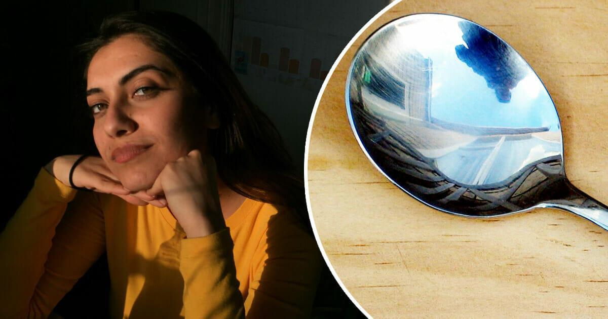 23 jährige Nora: Löffel in Unterwäsche verstecken kann das Leben junger Frauen retten