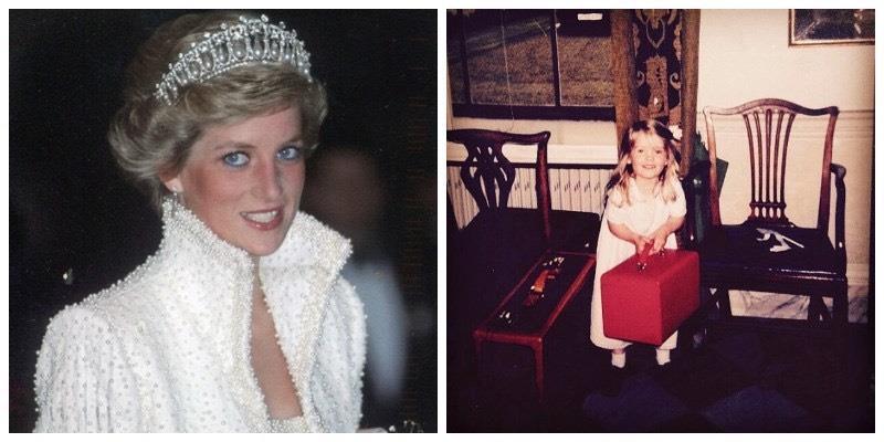 Die Nichte von Prinzessin Diana, Kitty Spencer, ist inzwischen erwachsen geworden, und so sieht sie heute aus