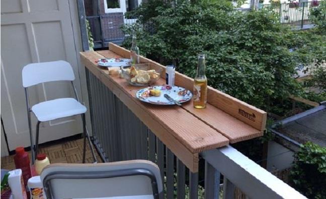 Findest du deinen Balkon langweilig?? Schau dir hier diese 12 wunderbaren Balkonideen zur Inspiration an!!