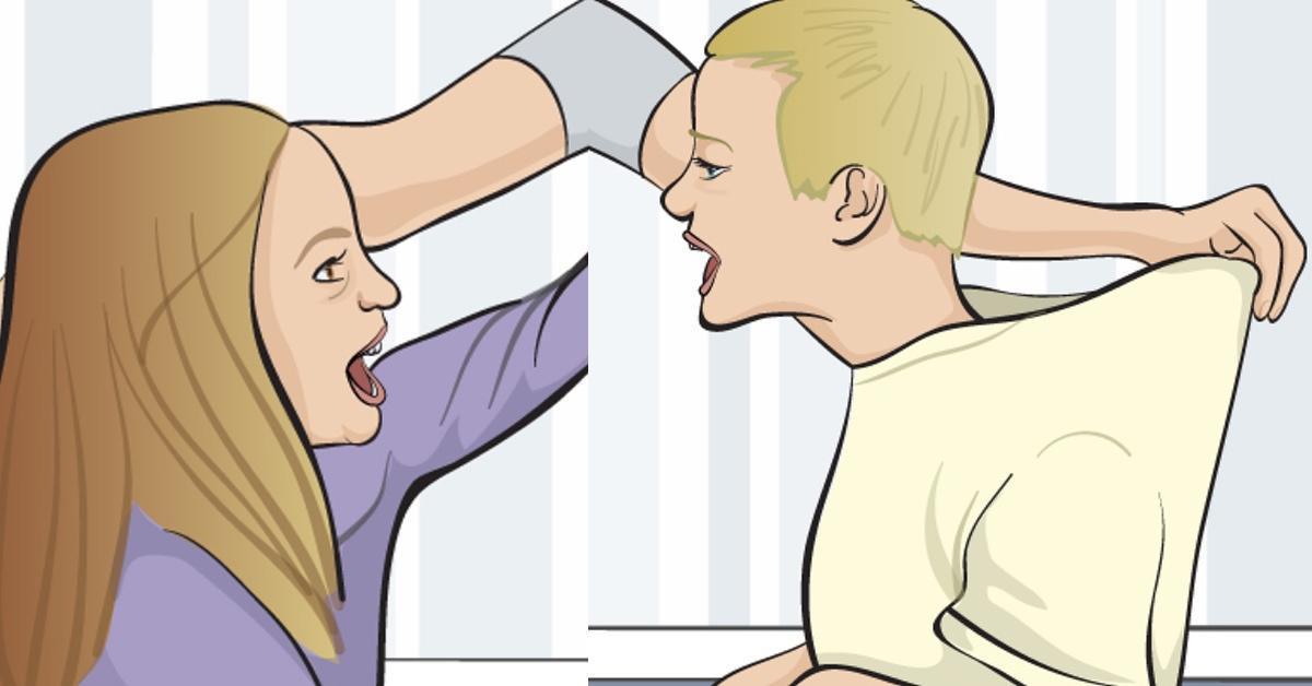 1 Frage kann Wutausbrüche bei Kindern stoppen.