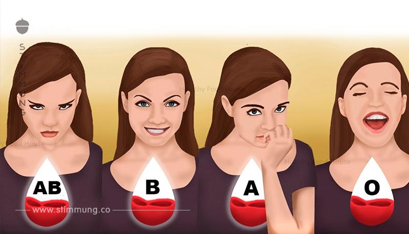 10 Fakten, die du wahrscheinlich noch nicht über deine Blutgruppe wusstest!