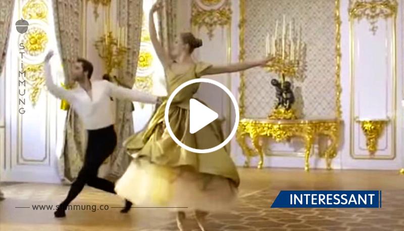 Fantastischer Tanz zur Musik des unnachahmlichen Schostakowitsch. Der prächtige Demis Roussos singt!