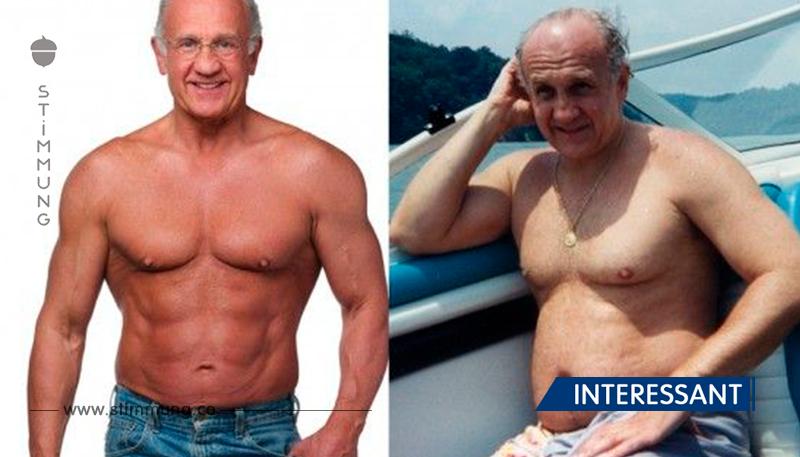 Mit 60 beschloss Jeffrey Life, sein Leben zu ändern. Jetzt ist er 72 Jahre alt und sieht einfach toll aus!