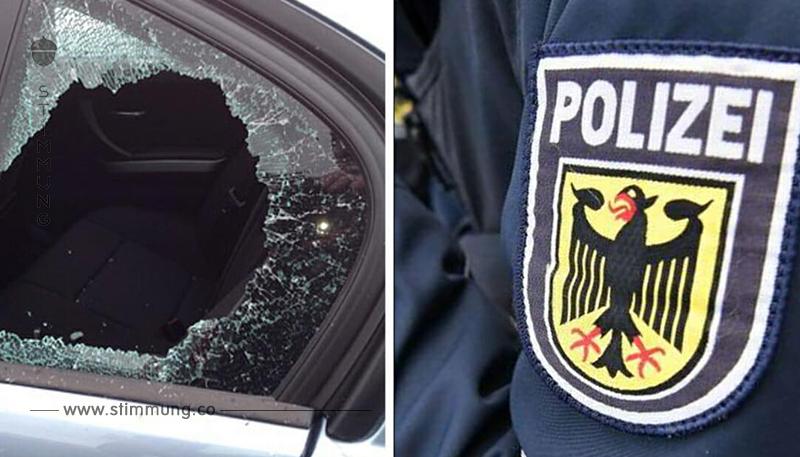 Polizei gezwungen, schreiendes Kind (2) aus Hitze Auto zu befreien – Mutter war auf Schützenfest