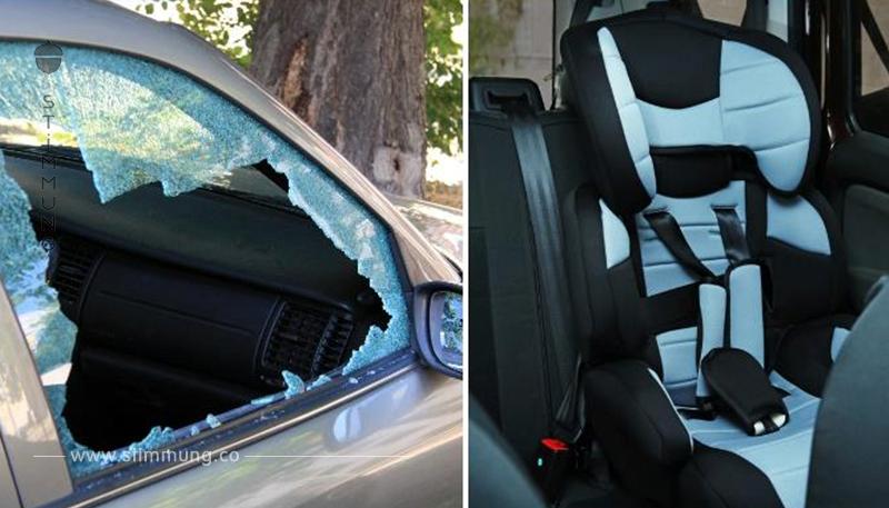 polizei h rt wie ein 2 j hriges kind verzweifelt im auto. Black Bedroom Furniture Sets. Home Design Ideas