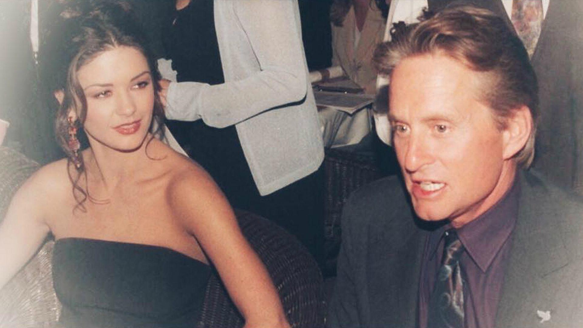 Catherine Zeta Jones: Süßes Pic vom ersten Date mit Michael