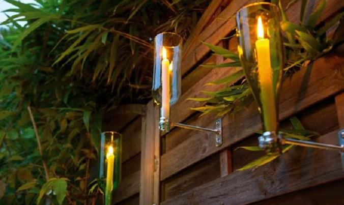 Diese 11 DIY-Ideen zum Beleuchten des Gartens sind wirklich verrückt.. #6 will ich auch in meinem Garten!