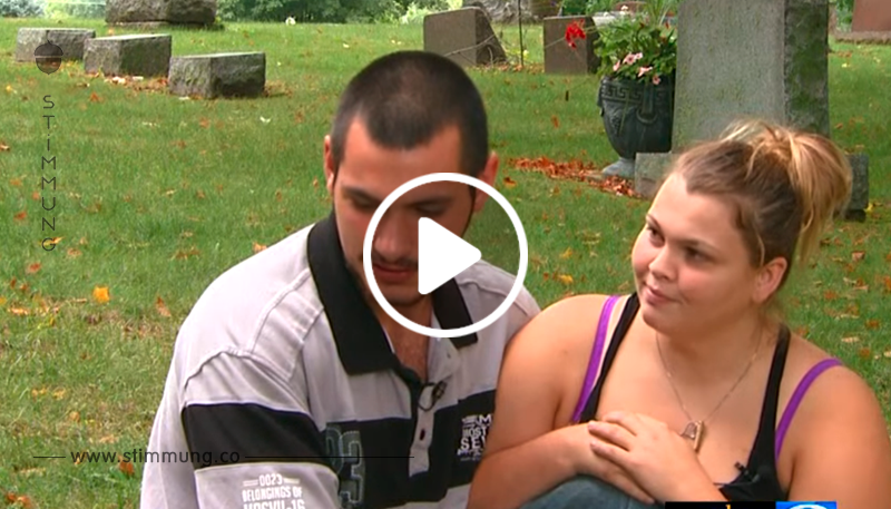 Raub am Grab eines toten Kindes – trauernde Eltern sind geschockt über die Tat Fremder