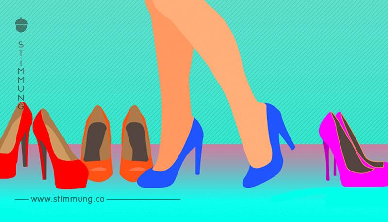 Schuhe mit hohen Absätzen - sehen immer ganz toll aus, aber nur Frauen können verstehen, wiviel Schmerz sie mitbringen. Hier haben wir ein paar Tricks, um all diese Probleme loszuwerden.