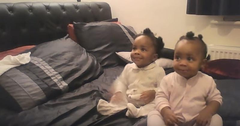 Diese kleinen Mädchen haben das Netz erobert! Es ist unmöglich, das Lächeln zurückzuhalten!
