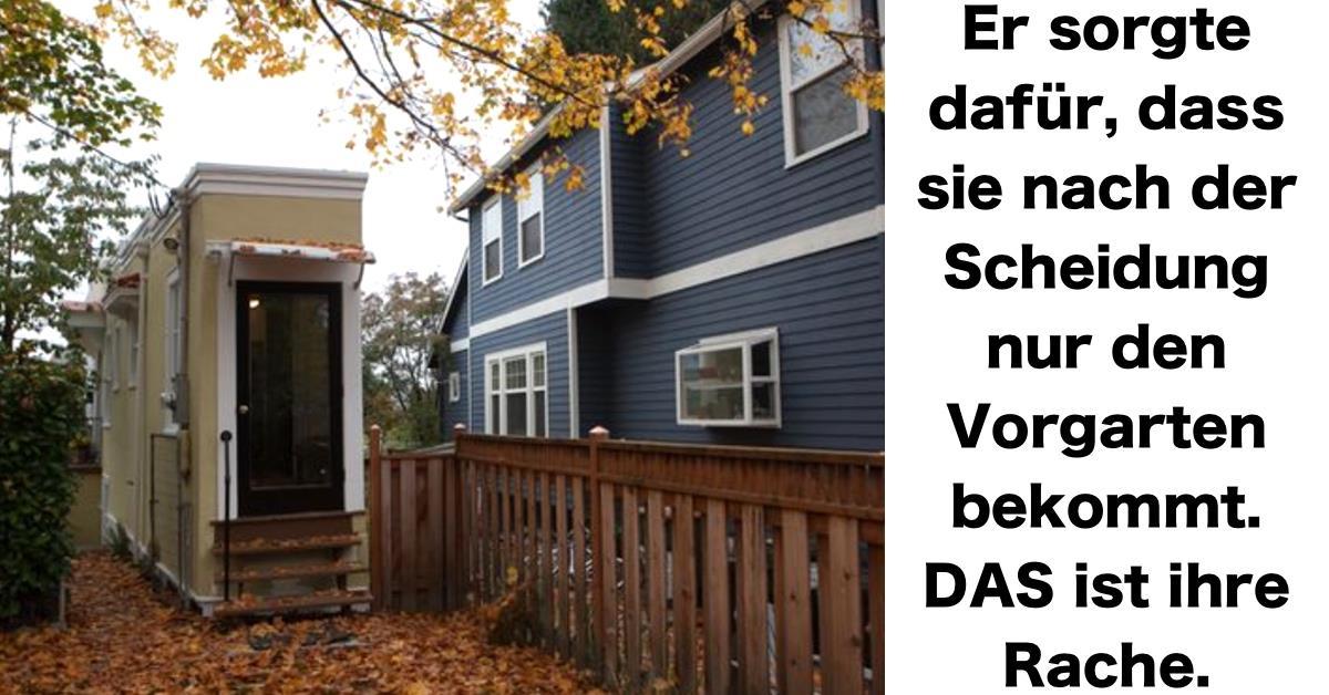 10 Häuser, die es nur gibt, um jemanden zu ärgern.