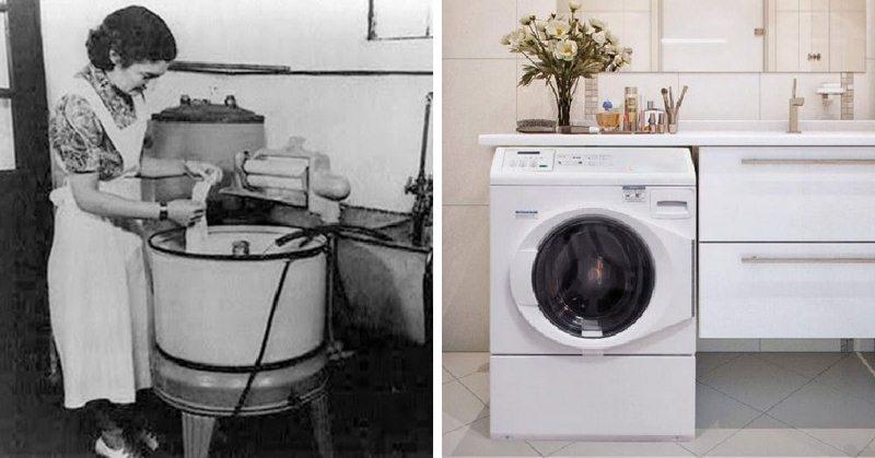 Diese Dinge haben sich in den letzten 100 Jahren unglaublich verändert. Das ist etwas!