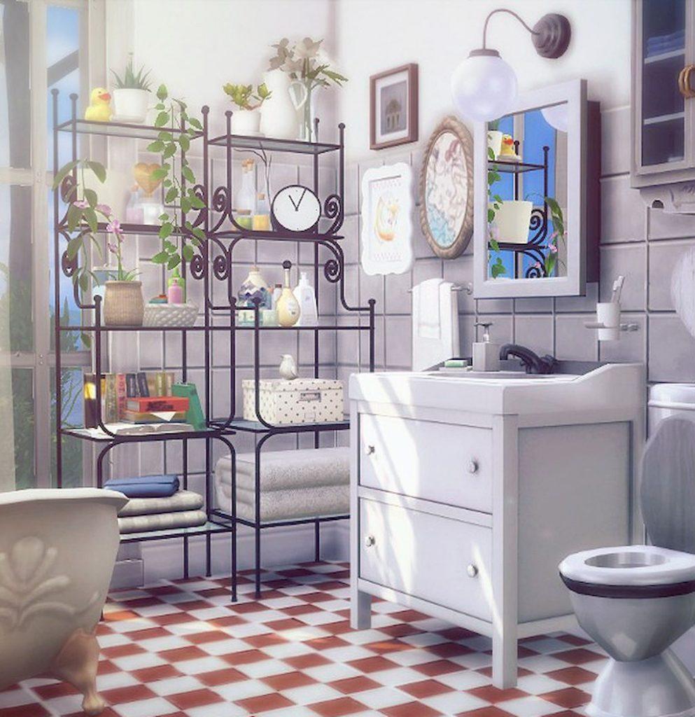 Geniale DIY-Ideen, um Ihr Badezimmer schön und intelligent zu ...
