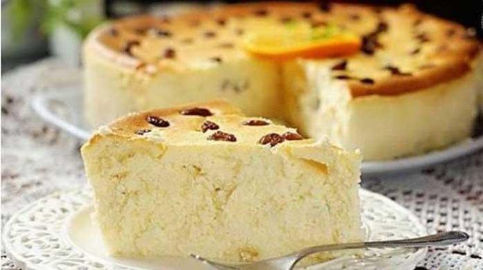Diätischer Kuchen, die während der Diät eine gute Variante ist!