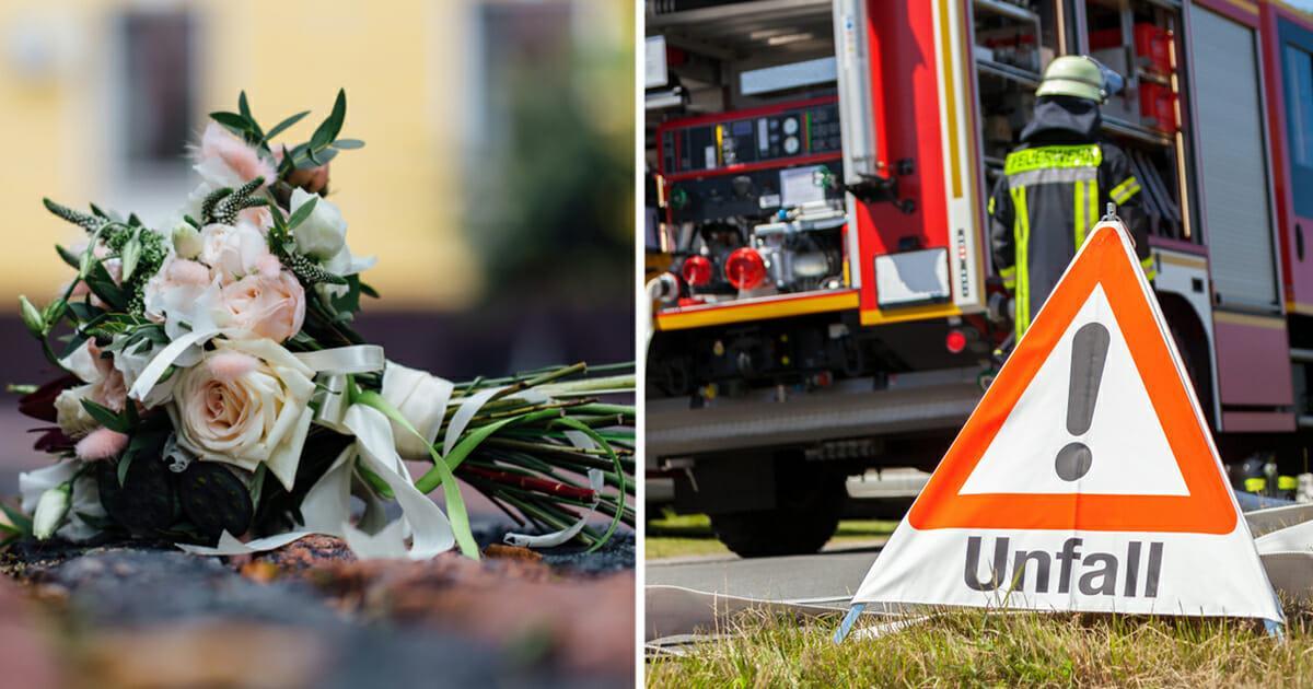 Junggesellinnen-Abschied auf Traktor endet in Tragödie – Braut kommt dabei ums Leben