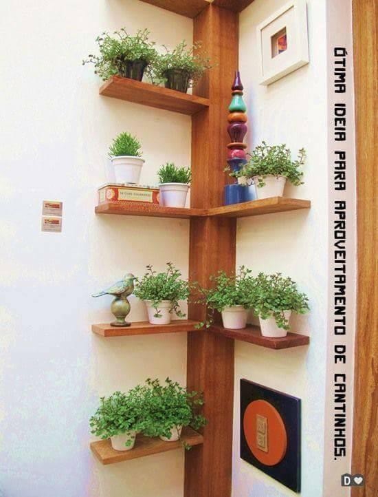 Wow! Dieses tolle DIY-Regal-Ideen zaubern eine langweilige Wand in ein schönes Dekorationsobjekt um!