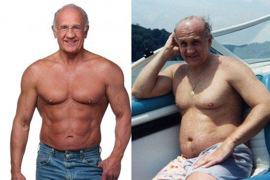 Mit 60 beschloss Jeffrey Life, sein Leben zu ändern. Jetzt ist er 72 Jahre alt und sieht einfach ausgezeichnet aus!