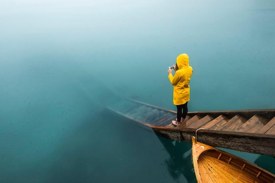 Der Fotograf reiste 20 Monate auf der Suche nach den schönsten und einzigartigsten Orten der Erde. Fantastisch!