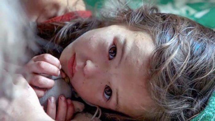 Ein 3-jähriges Mädchen wanderte 11 Tage in der Taiga ... Die Wölfe und Bären berührten sie nicht, nur weil ...