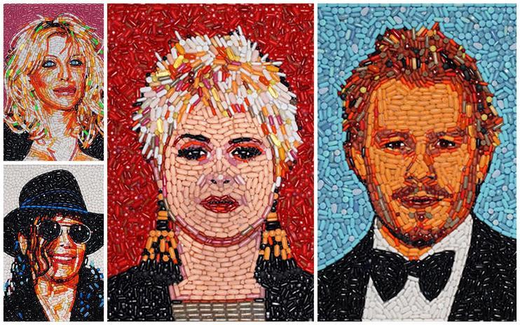 Diese Bilder wurden weltberühmt, aber sie wurden nicht mit Farben bemalt!