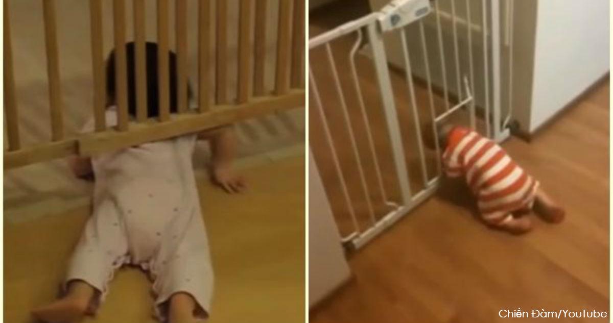 Passen Sie auf Ihr Kind auf - oder er wird in 1 Minute von Ihnen weglaufen!
