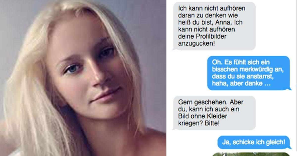 Anna wird von Kerl im Internet belästigt – ihre geniale Revanche macht ihn wütend