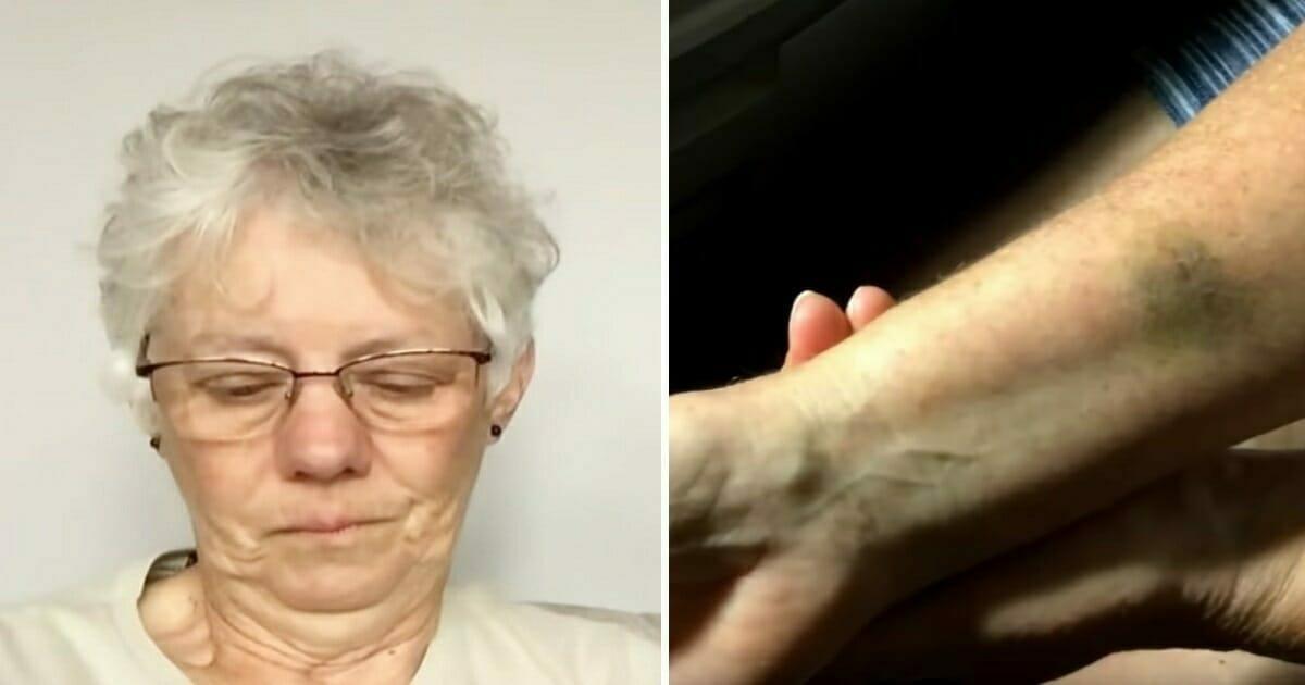71-Jährige vor Augen ihrer Enkel aus Flugzeug geschmissen – Grund der Airline macht wütend