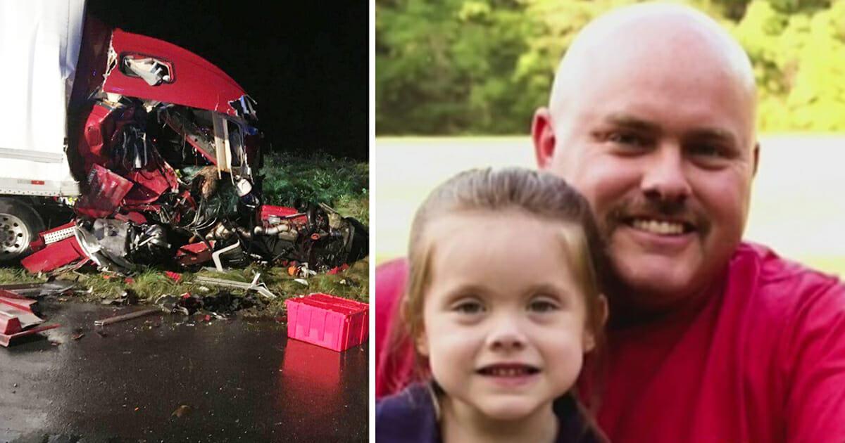 Feuerwehrmann stirbt bei tragischem Unfall: Brief mit letzten Worten rührt Familie und Freunde