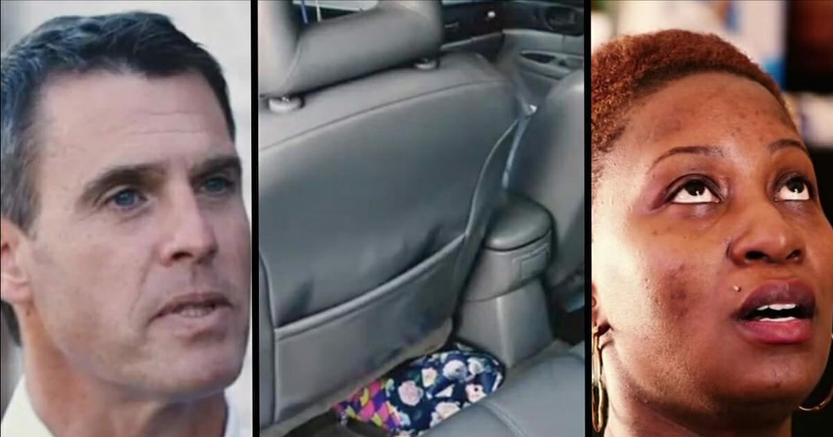 Polizist hält Auto von Mutter an – findet Grausiges auf Rücksitz, rast zu Frau nach Hause