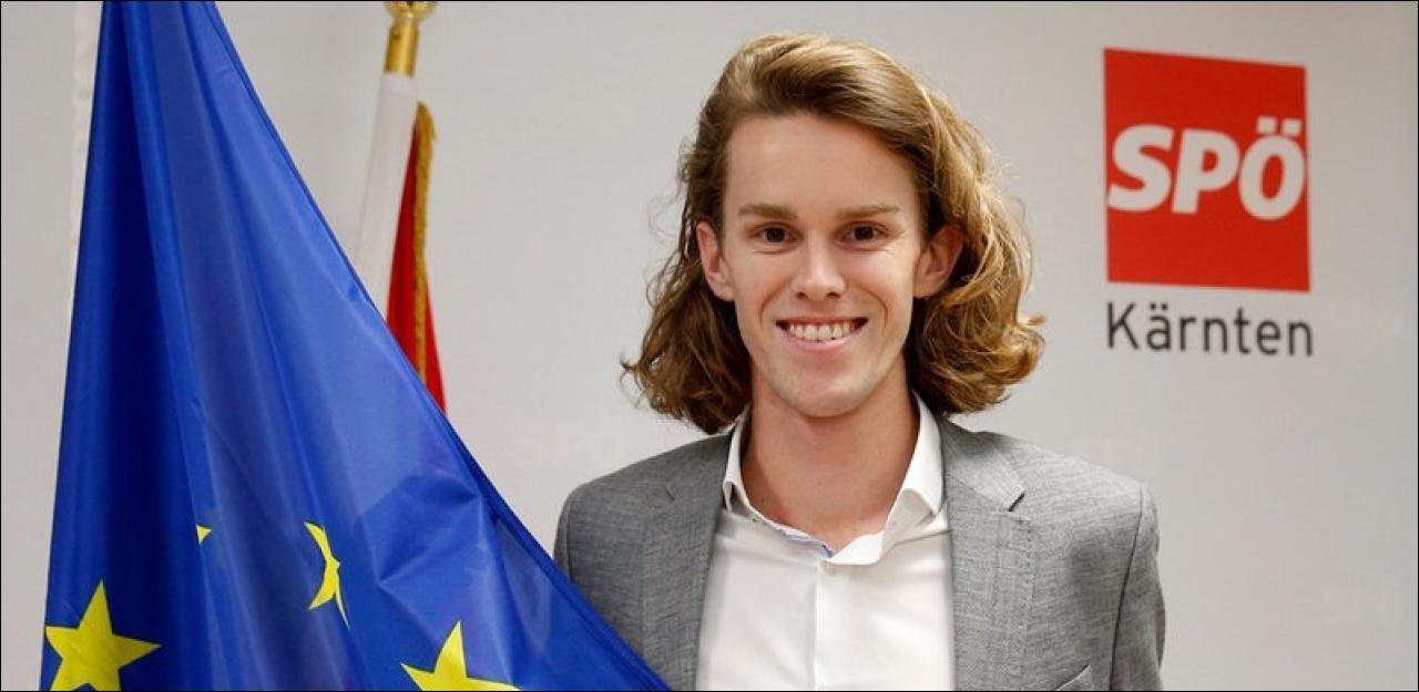 SPÖ-EU-Kandidat regt mit Nazion -Tweet auf