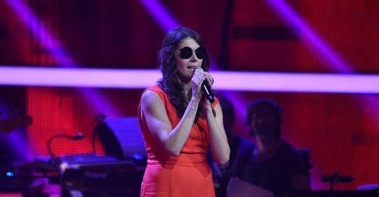 Trotz 33 OPs: The Voice Kandidatin Bernarda ist blind