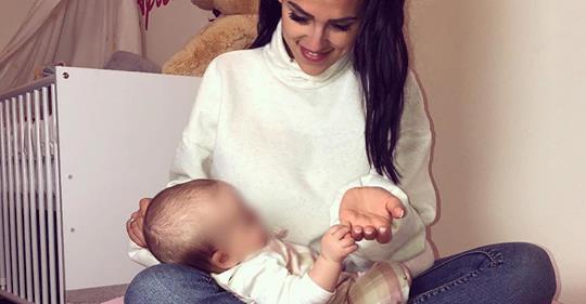 Elena Miras Zeigt Endlich Das Gesicht Ihrer Tochter Aylen