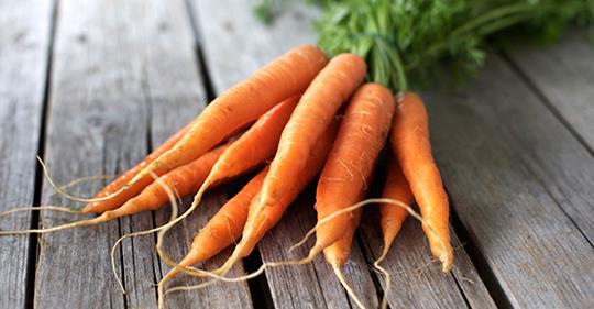 Vitamin-A-Mangel: Vorbeugen mit der richtigen Ernährung