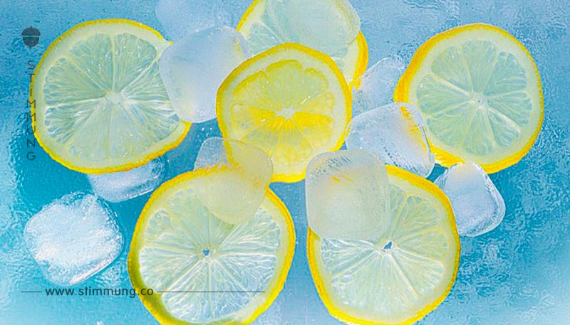 Gefrorene Zitronen werden Sie vor vielen Krankheiten bewahren. Notiere das Rezept!